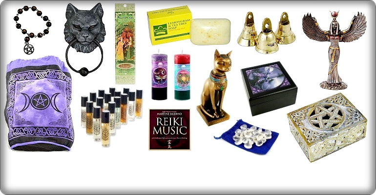 Unleash your inner dragon for all your magickal needs